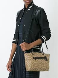 coach monogram crossbody bag women bags 11426900 123 22