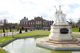 100 Kensington Place Palace Gardens The Royal Parks