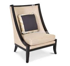 Alime Hot Sell Modern Custom Commercial French Wood Frame Fabric High Back  Lounge Chair For Hotel Bedroom Furniture Sets Aac637 - Buy High Back Lounge  ... Eames Lounge Chair And Ottoman Chair Amazing Mid Century Modern Wood Chairs Kimmel Light Grey Eurway High Danish High Back Lounge Chairs For Sale Amari Rattan High Back Lounge Chair Janus Et Cie Greengold Upholstered Back Revive Pink Velvet Vulcanlyric Adrian Pearsall Amazoncom Ace Lby Boss Popular Ding Creative Design Ideas Doze Grand Modern Comfort