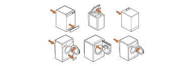 schema electrique lave linge brandt amortisseur pour lave linge