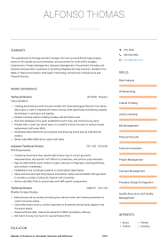 Technical Director - Resume Samples And Templates | VisualCV Technology Resume Examples And Samples Mechanical Engineer New Grad Entry Level Imp 200 Free Professional For 2019 Sample Resume Experienced It Help Desk Employee Format Fresh Graduates Onepage Entrylevel Lab Technician Monstercom Retail Pharmacy Velvet Jobs Job Technical Complete Guide 20 9 Amazing Computers Livecareer Electrical Fresh Graduate Objective Ats Templates Experienced Hires