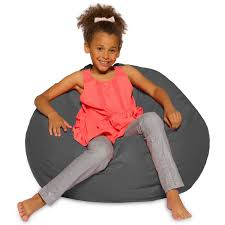 Amazon.com: Big Comfy Bean Bag Chair: Posh Large Beanbag Chairs With ... Amazoncom Jaxx Nimbus Spandex Bean Bag Chair For Kids Fniture Creative Qt Stuffed Animal Storage Large Beanbag Chairs Stockists Best For Online Purchase Snorlax Sizes Pink Unique Your Residence Inspiration Childrens Bean Bag Chairs Ikea Empriendoclub Sofa Sack Plush Ultra Soft Memory Posh Stuffable Ultimate Giant Foam