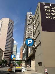 Denver Pavilions Parking in Denver