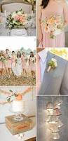 Shabby Chic Wedding Decorations Uk by Pastel Peach Wedding Table Decorations Chwv
