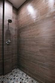 tile ideas wood look tile shower floor wood tile shower wall how