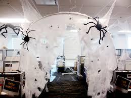 Halloween Cubicle Decoration Ideas by Office Halloween Spider Hole Halloween Haunts Pinterest