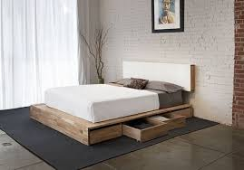 How To Make A Platform Bed From Wooden Pallets by How To Build Your Dream Bed With No Effort And Little Money
