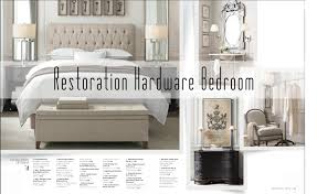 Crate And Barrel Colette Bed by Get The Look For Less Restoration Hardware Bedroom Dwell Beautiful