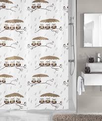 textil duschvorhang
