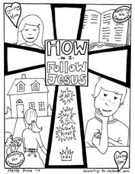 Children Bible Coloring Pages 10 Free For Sunday School Kids