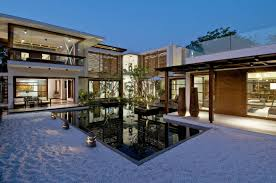 100 Japanese Modern House Plans Courtyard Classic Luxury Nowadays