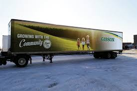 100 Gibson Truck Bestdressed Fleets Awarded By PMTC 3M Canada News