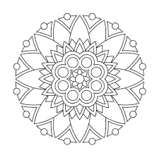 Stress Relief Coloring Pages Printable 2