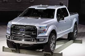 100 Ford Atlas Truck 2014 SUPPOSEDLY Out For Production By 2014
