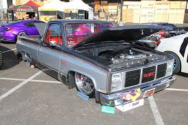 Top 25 Lowered Trucks Of SEMA 2016 Photo & Image Gallery Best Led Lights For Trucks And Lmc Truck Led Utility Light Bar Image Result For Goodguys Truck Of The Year Angelo C10 Lmctruckk10msfiresema2015chassis Hot Rod Network Newlmctruckdashboardcover How To Add An Rolled Rear Pan Chrome Front Bumpers Update Your Youtube Billet End Dress Up Kit With 165mm Rectangular Headlights Stories Roger Robions 1968 Ford F100 Ranger Lmc And Shop Tour