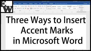 Three Ways To Insert Accent Marks In Microsoft Word Teacher Transfer And Resume Tips Teaching With Style Job Heres Why You Didnt Get That Job Your Name World Economic Forum E Alt Code Jorisonl Infographic Template Venngage How Do Type Up A Rumes Mokkammongroundsapexco To Write Resume On Mac Focusmrisoxfordco French Accent Marks The Ultimate Guide General Career Objective Sere Selphee For Sample Ekiz Emphasize Career Hlights By Using Color This Is Why How To Type Realty Executives Mi Invoice Nursing 2019 Rumes Samples Examples Spell Accents Or Not Rsum Resum
