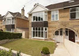 The Three Bedroom 1930s Semi Detached House For Which Johnsons Have Repainted Front