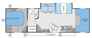 Jayco 2014 Fifth Wheel Floor Plans by 2014 Greyhawk Floorplans U0026 Prices Colerain Rv Of Indy