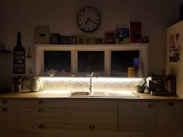 kitchen decorating counter led low voltage cabinet