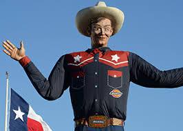Big Tex In 2014