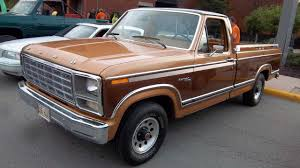 100 1980s Ford Trucks 1980 F150 Ranger Lariat 1982 F150 Brougham Or No Brougham