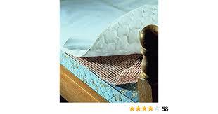 vitalis kupfermatte 90 x 190cm auflage gegen elektrosmog gesunder schlaf