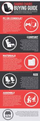 Gaming Chairs Buying Guide   Infographic Portal Top 20 Best Gaming Chairs Buying Guide 82019 On 8 Under 200 Jan 20 Reviews 5 Chair Comfortable For Pc And 3 Under Lets Play Game Together For Gaming Chairs Gamer The 24 Ergonomic Improb Best In Gamesradar Secretlab Announces Worlds First Official Overwatch D And Buyers