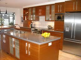 Kitchen Modern Cabinets Colors Kitchen Fabulous Narrow Kitchen Units Small Kitchen Design