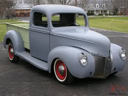 100 1940 Trucks Ford Pickup Truck