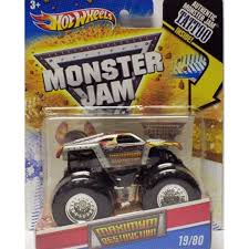 2011 Hot Wheels Monster Jam *19/80 MAXIMUM DESTRUCTION 1:64 Scale ... Maximum Destruction Monster Truck Toy List Of 2017 Hot Wheels Jam Trucks Wiki Battle Playset Walmart Intended For 1 64 Max D Yellow 2016 New Look Red Includes Rc Remote Control Playtime Morphers Vehicle Jual Stock Baru Monster Jam Maxd Revell Maxd Model Kit Scratch Catchoftheday