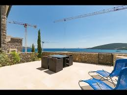 Lustica Bay 1 Bedroom Apartment with Garage