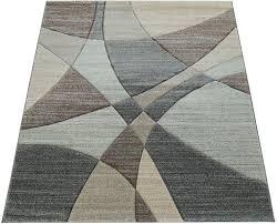 teppich bahama 541 paco home rechteckig höhe 18 mm kurzflor mit 3d muster wohnzimmer kaufen otto
