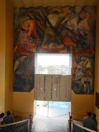 Jose Clemente Orozco Murales by Columna Bitácora Política Más Comentarios Sobre El Mural De José