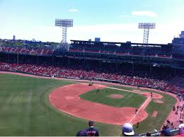 100 Pavilion 18 Fenway Park Section Box Row E Seat Boston Red Sox
