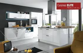 modele cuisines modele cuisine blanc laque stupacfiant modele cuisine blanc laquac