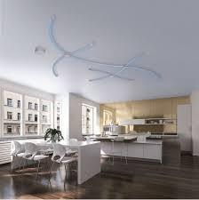 led lichtleiste q spider smart home q gebogen l 62cm erweiterung