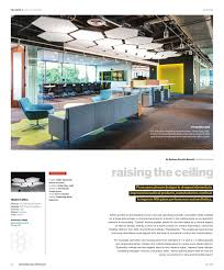 Tectum Ceiling Panels Sizes by Architectural Products May 2015 By Construction Business Media
