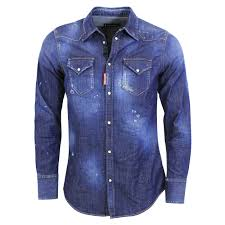 men u0027s dsquared jeans hemd s74dm0005 hechler u0026 nickel fashion gmbh