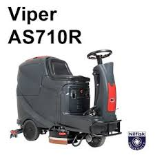 Viper 28t Floor Scrubber by As710r