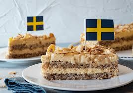 Glutenfreier Kuchen Rezept Ohne Nã Sse Schwedische Mandeltorte