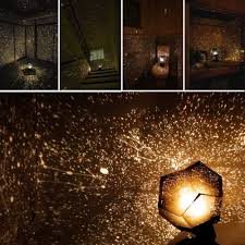 Celestial Star Astro Sky Projection Cosmos Night Lights Projector Lamp Starry Romantic Bedroom Decoration Lighting Gadget In From