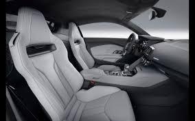 2016 Audi R8 Interior 8 Wallpaper