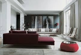 canapé b b italia modular sofa contemporary leather fabric charles b b italia