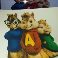 Alvin And The Chipmunks Cake Toppers by Images Tagged With Brunabakes On Instagram