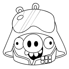 Download Coloring Pages Angry Birds Bestofcoloring Disney