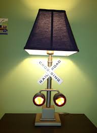 Railroad Lamp From Pottery Barn Kids   Lane's Nursery   Pinterest ... Pottery Barn Kids Beds Ytbutchvercom Bolling With 5 Jaxs Spiderman Room Is Finally Complete Lot Baby Choo Train Pic Lamp Night Bedroom Ideas Webbkyrkancom Whats The Perfect Sleep Vironment For A Toddler Babycenter Nightstand Build Ana White Katie Open Shelf Diy Love My Sons Batman Room Bedding Batman Light 25 Unique Night Lights Ideas On Pinterest Fairy Jars Best Long Ryders Bullet Journal Yearly Bedrooms Boys Lighting For Duvet Boy Tips Styling Bright And Neutral Nursery