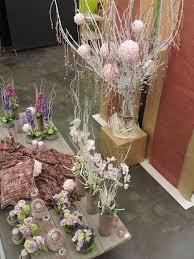 vitrine fete des meres fleuriste idée cadeau fête des mères original vitrine bohème chic pour