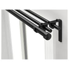 Swing Arm Curtain Rod Walmart by Curtain Types Of Curtain Rods Metal Curtain Rods Temporary