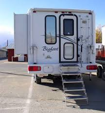 2004 Used Bigfoot 3000SERIES Truck Camper In California CA 2006 Bigfoot Truck Campers Trailers Brochure Rv Literature 1999 Used 2500 Series 25c94lb Camper In Colorado Co Big Gmc 4500 With Hq Review Of The 25c94sb Adventure Youtube 1500 Series Rvs For Sale Real Life Mpg Numbers Wanted Archive Expedition Portal Rvnet Open Roads Forum Mpg On 34 Or 1 Ton Trucks