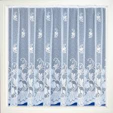 Ebay Curtains 108 Drop by Modern White Sheers Net Curtain Luxury Lace Curtains Nets Sold By